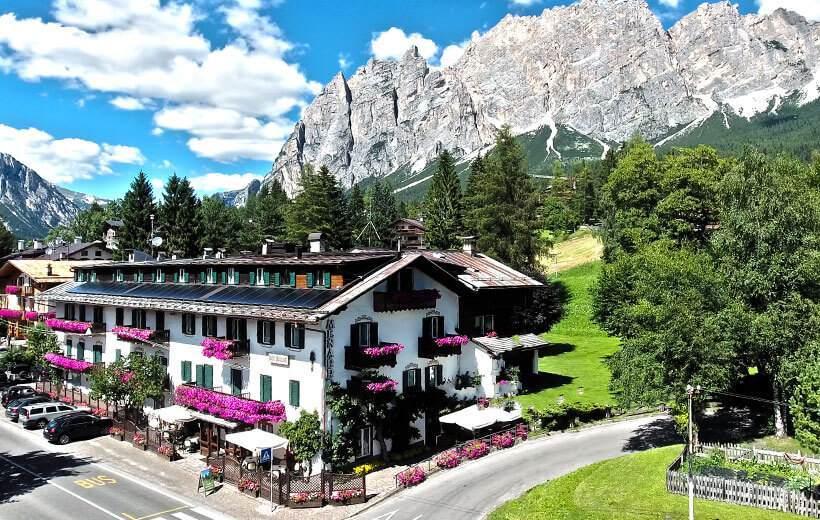 Photogallery Hotel Menardi Cortina D 39 Ampezzo