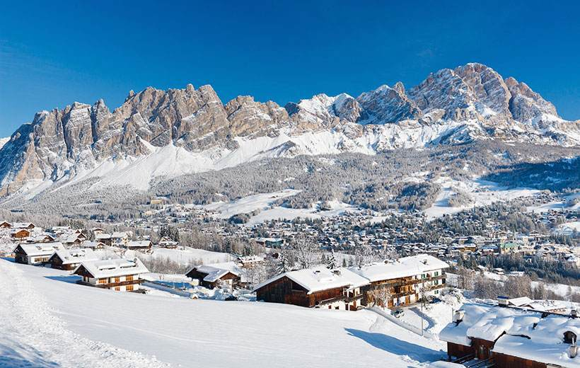 Due Due Cortina Srl.For Your Special Stay In Cortina Pay In Advance And Save Up To 10